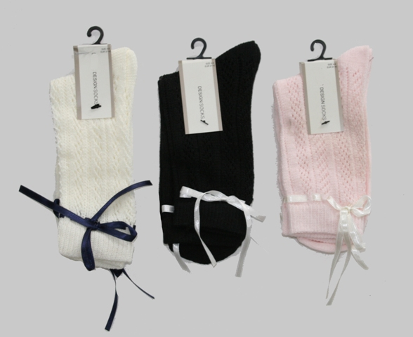 Ladies Pelerine Socks (reduced even further)